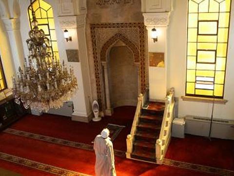 神户穆斯林清真寺旅游景点图片