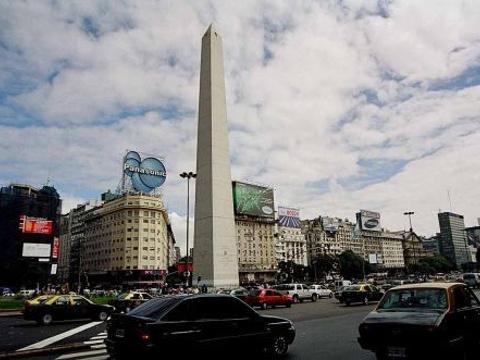 布宜诺斯艾利斯方尖碑旅游景点图片