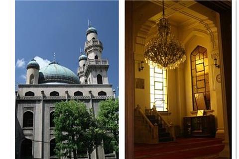 神户清真寺的图片