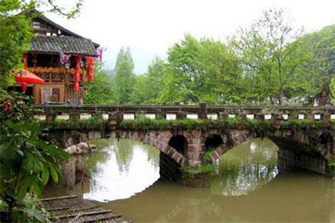 清代立交桥