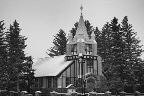 圣保罗长老会教堂