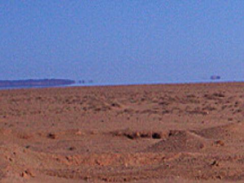 戈壁蜃楼旅游景点图片