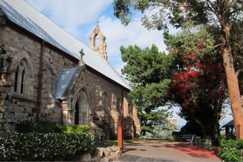圣玛丽圣公会教堂