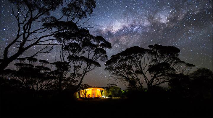国家公园露营旅游图片
