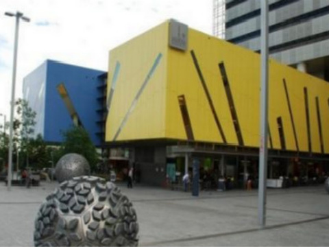 昆士兰州立图书馆旅游景点图片