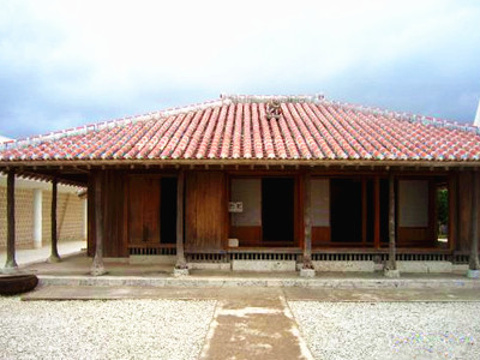 冲绳县立博物馆旅游景点图片