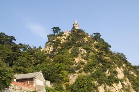 盘山少林寺