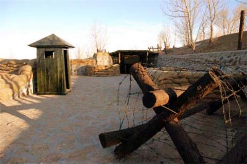 野狐岭要塞旅游区