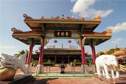 普陀寺的图片
