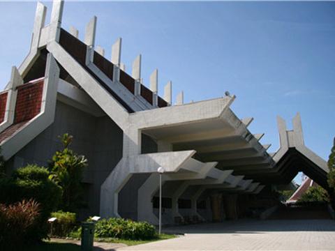 沙巴博物馆旅游景点图片