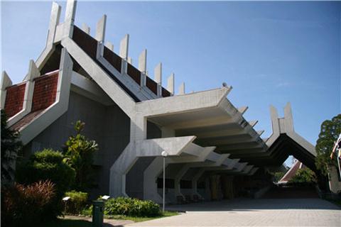 沙巴博物馆的图片