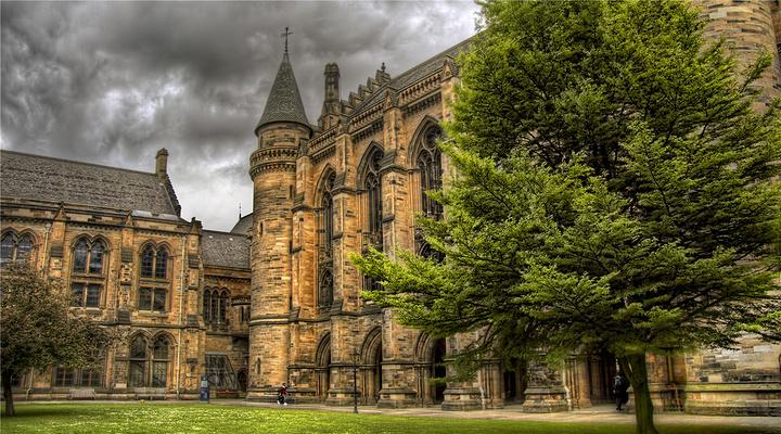 格拉斯哥大学旅游图片