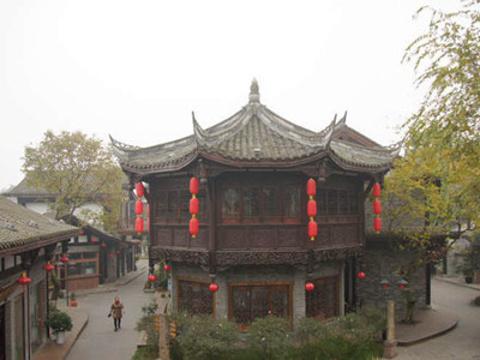平沙落雁文化商业区旅游景点图片