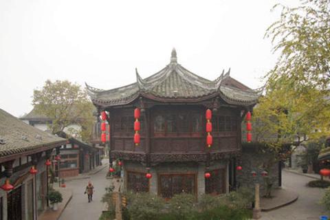 平沙落雁文化商业区