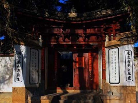 本主庙旅游景点图片