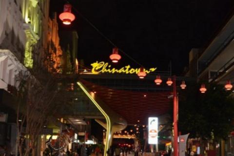 唐人街的图片