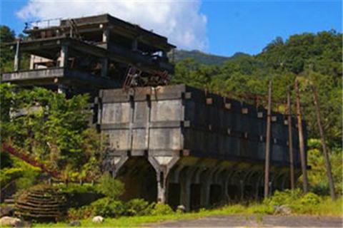 新平溪煤矿博物园区