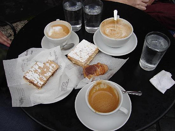 圣耶乌司塔奇欧咖啡馆