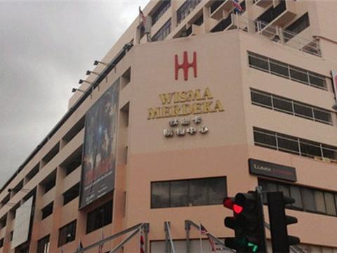 默迪卡购物商场旅游景点图片