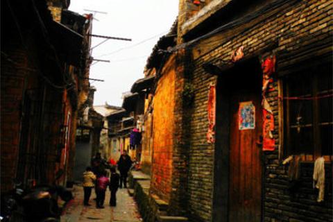 三闾庙古街的图片