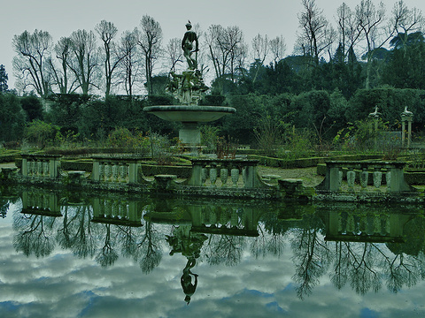 波波里花园旅游景点图片