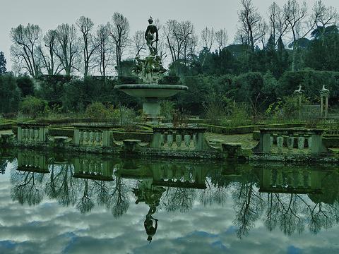 波波里花园的图片