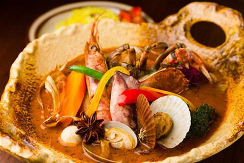 TREASURE Soup Curry