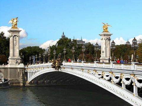 亚历山大三世桥旅游景点图片
