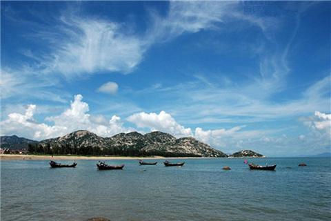 浪琴湾的图片