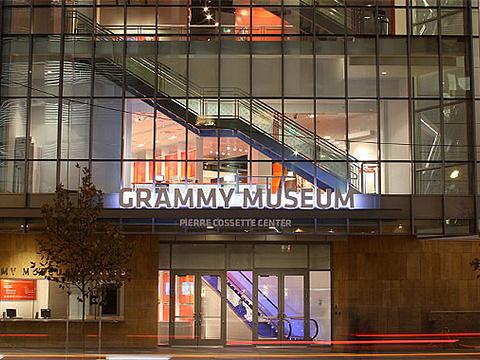格莱美博物馆旅游景点图片