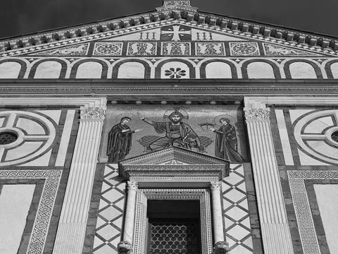 圣米尼亚托教堂旅游景点图片
