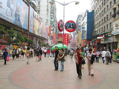 市西商业街旅游景点图片