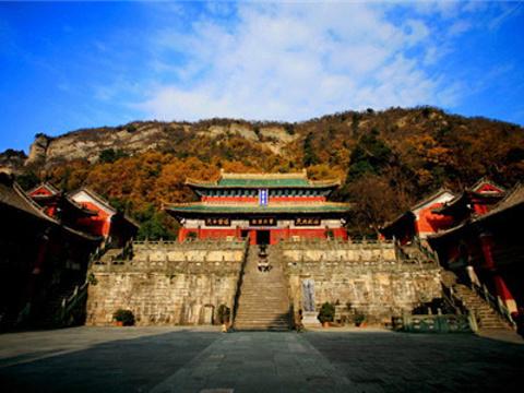 紫霄宫旅游景点图片