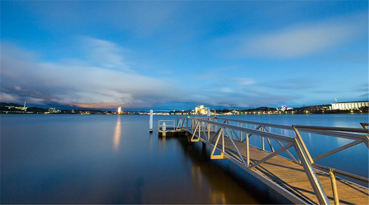 格里芬湖旅游图片
