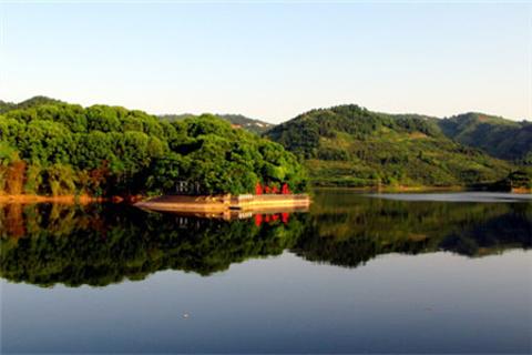 百工堰公园