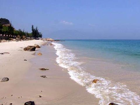 桔钓沙旅游景点图片