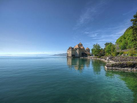 西庸城堡旅游景点图片
