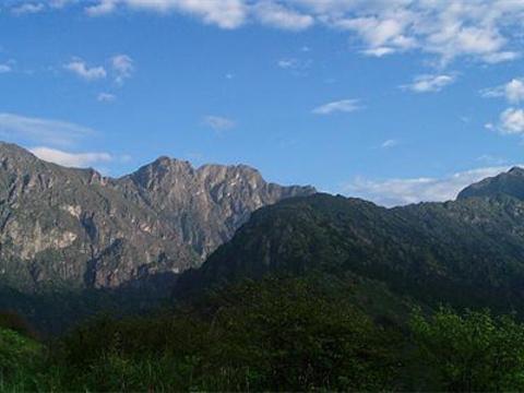 什邡蓥华山风景区旅游景点图片