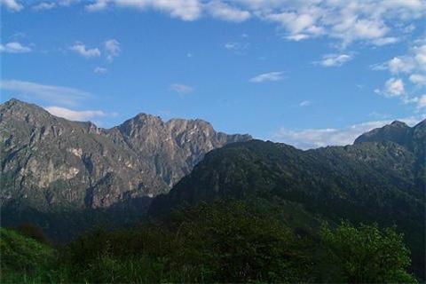 什邡蓥华山风景区