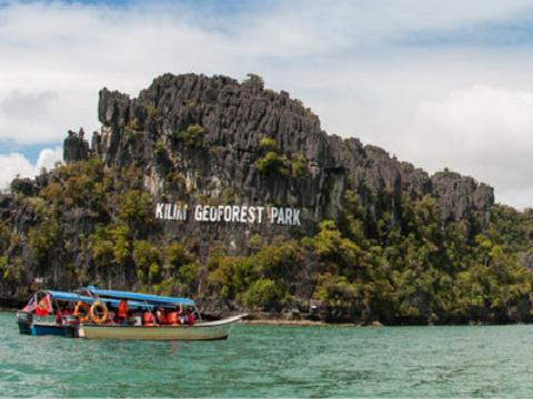 兰卡威地质公园旅游景点图片