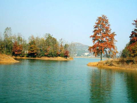 三岔湖风景区旅游景点图片