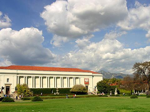 亨廷顿图书馆旅游景点图片