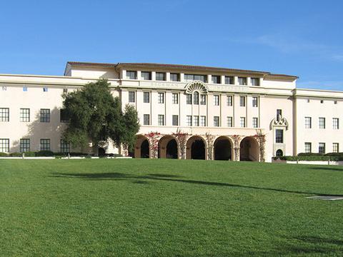 加州理工学院旅游景点图片