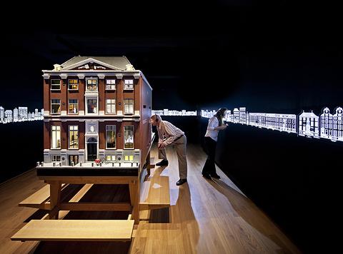 运河船屋博物馆