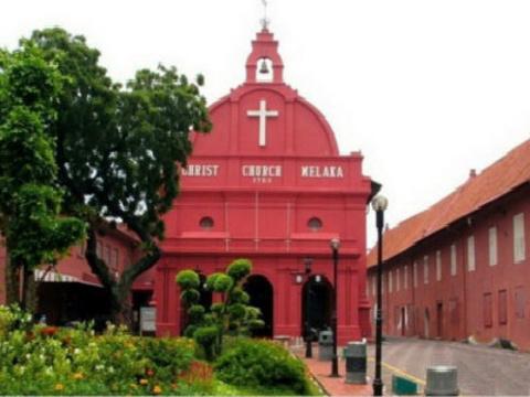 The Melaka Islamic Museum旅游景点图片