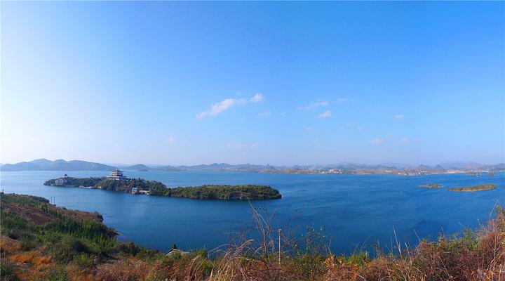 红枫湖旅游图片