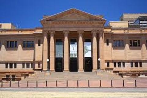 新南威尔士州州立图书馆