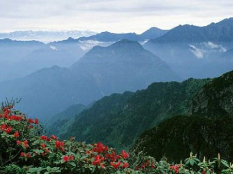 丹景山旅游景区旅游景点图片