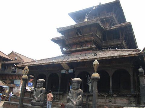 比姆森庙旅游景点图片