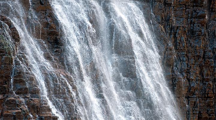 吉姆吉姆瀑布旅游图片